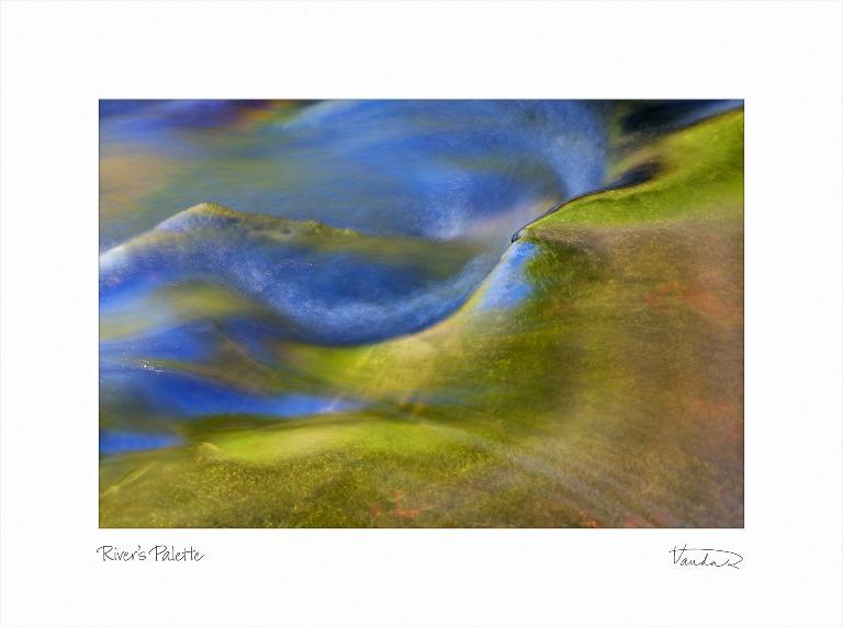 River's Palette