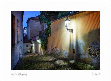 Secret Alleyway