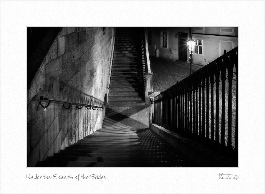 Under the Shadow of the Bridge