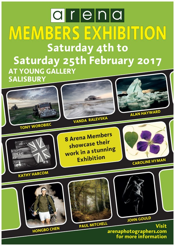 Salisbury Exhibition Poster