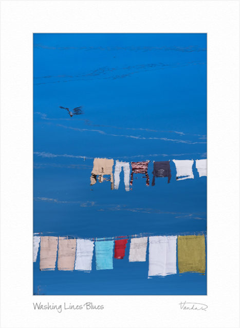 Washing Lines Blues
